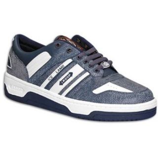 Troop Mens Ice Lamb Low ( sz. 07.0, Blue/White ): Shoes