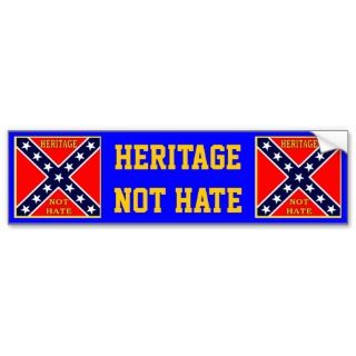 Southern Pride Bumper Stickers, Southern Pride Bumper Sticker Designs