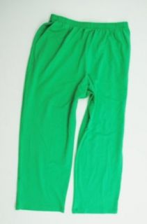NEW ALFRED DUNNER WOMENS GREEN PANTS 16 Clothing