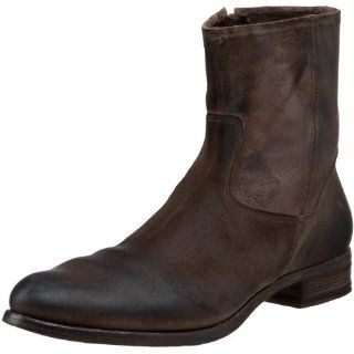 com To Boot New York Mens Heron Side Zip Boot,T Moro,13 M US Shoes