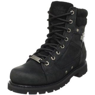 Harley Davidson Mens Renzo Boot,Black,13 M US Shoes