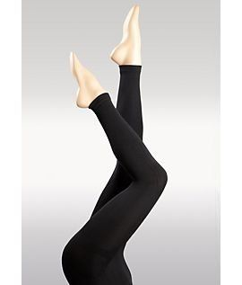 Plush The Footless Fleece Lined Tights Clothing