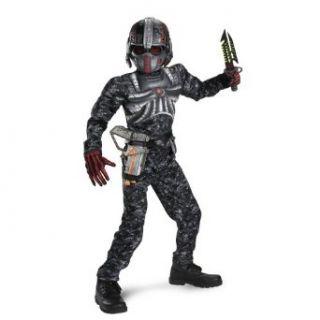 Recon Commando Classic Muscle Costume Clothing