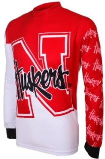 NCAA Nebraska Cornhuskers Mountain Bike Cycling Jersey