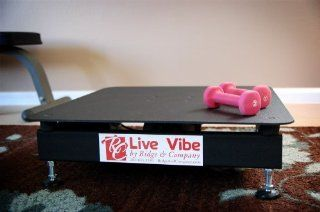 Live Vibe Whole Body Vibration Device Sports & Outdoors