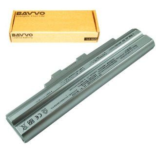 Bavvo 6 cell Laptop Battery for SONY VAIO VPC YB16KG/G