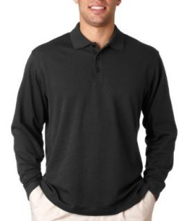 Adidas Golf Mens ClimaLite Tour Long Sleeve Polo Sport