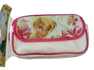 Fairy Tinker Bell Cosmetic Bag   Multi purpose Use bag (White) Shoes
