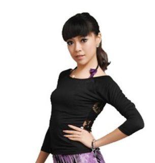 SGT18BK29 Womens Ballroom Latin Salsa Tango Swing Dance