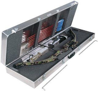 52x16 ICC Compound Bow Case with Arrow Storage Sports
