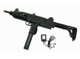 250 fps Auto Electric Airsoft UZI Machine Gun Sports