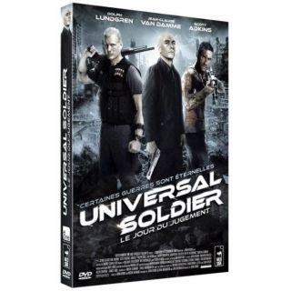Universal soldier  le jouren DVD FILM pas cher