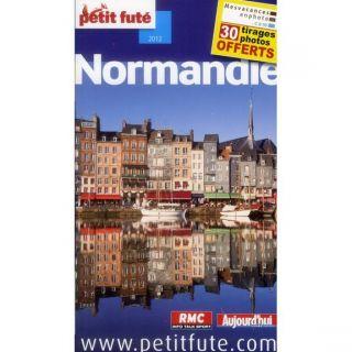 GUIDE PETIT FUTE ; REGION; NORMANDIE (EDITION 2012   Achat / Vente