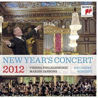 JANSONS MARISS   Concert Du Nouvel An Vienne 2012   Achat CD