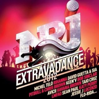 NRJ EXTRAVADANCE 2012   Compilation   Achat CD COMPILATION pas cher