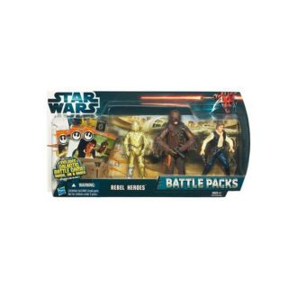 Star Wars   Battle Pack Wave 1 2012   Pack Reb…   Achat / Vente