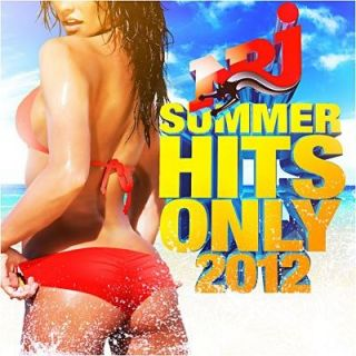 NRJ SUMMERS HITS ONLY 2012   Compilation   Achat CD COMPILATION pas