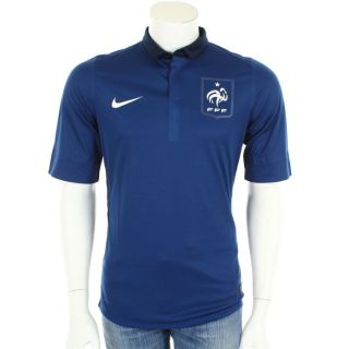 FFF Thermocollé 2011/12   H   Foot   Achat / Vente MAILLOT   POLO