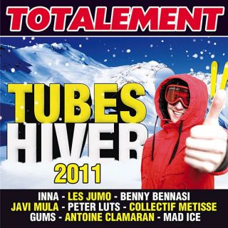 TOTALEMENT TUBES HIVER 2011   Compilation   Achat CD COMPILATION pas