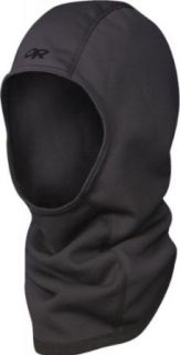 Outdoor Research Wind Pro Balaclava, Black, Large/X Large