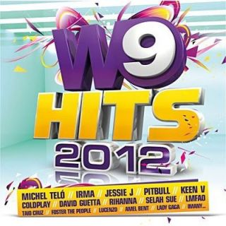 W9 HITS 2012   Compilation   Achat CD COMPILATION pas cher