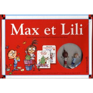 MAX ET LILI ; COFFRET DE NOEL (EDITION 2010)   Achat / Vente livre