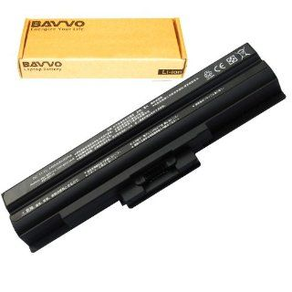 Bavvo 6 cell Laptop Battery for SONY VAIO VGN CS230J/Q