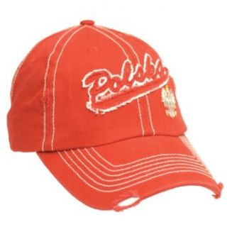 Polish Apparel Red Baseball Cap   Polska & Eagle, Worn