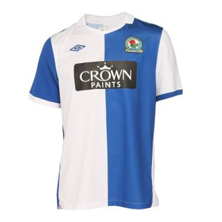 UMBRO Maillot de Foot Blackburn Replica 2010 Homme   Achat / Vente