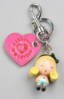 Harajuku Lovers The Boxed Gwen Doll Key Fob,Accessories