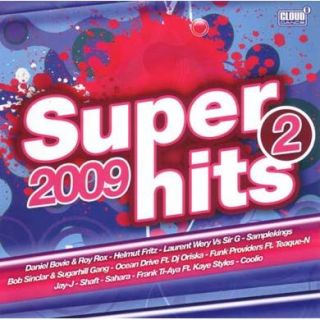 Super hits 2009 Vol. 2   Achat CD TECHNO / ELECTRO DANCE pas cher