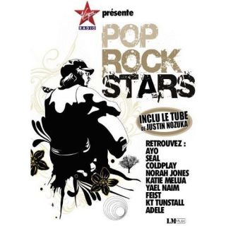 POP ROCK STARS 2009   Achat CD COMPILATION pas cher
