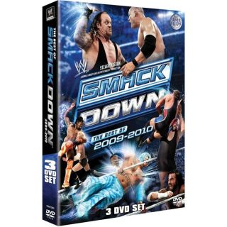 Smackdown the best of 2009en DVD DOCUMENTAIRE pas cher