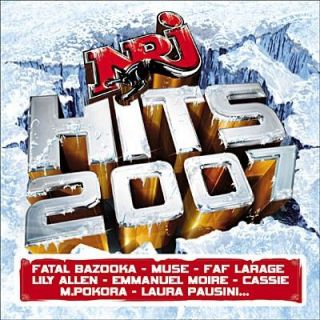 NRJ HITS 2007   Achat CD COMPILATION pas cher Soldes