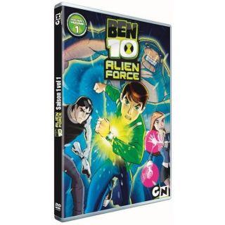 Ben 10 alien force, saisonen DVD DESSIN ANIME pas cher