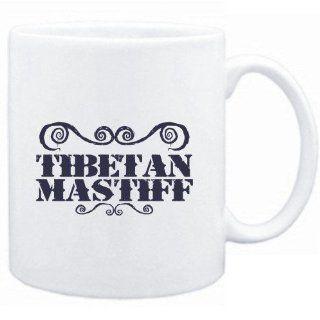 Mug White  Tibetan Mastiff   ORNAMENTS / URBAN STYLE