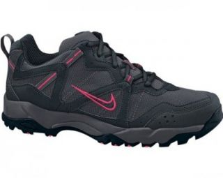 Bandolier II Hiking Shoe (Anthracite/ Laser Pink/ Black)   7.5 Shoes