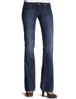 Womens Hollywood Hills Classic Bootcut Jean,Sardinia,32 Clothing