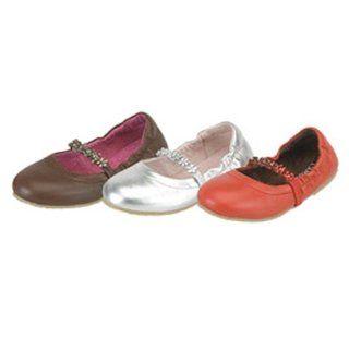 Ballet Style Slip On Toddler Little Girls Shoes 5 4 IM Link Shoes