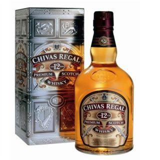 12 ans (70cl)   Achat / Vente WHISKY BOURBON SCOTCH Chivas Regal 12
