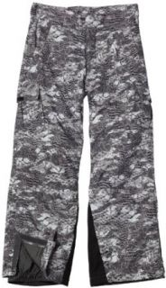 Columbia Boys 8 20 Pop Shove Pant, Grill Elements Camo, 14
