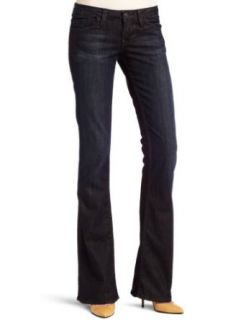 William Rast Womens Georgia Bootcut Jean, Rosewood, 25