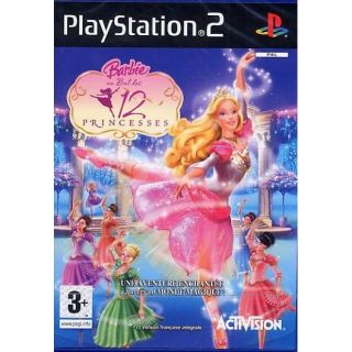 12 PRINCESSES / PS2   Achat / Vente PLAYSTATION 2 BARBIE AU BAL DES 12