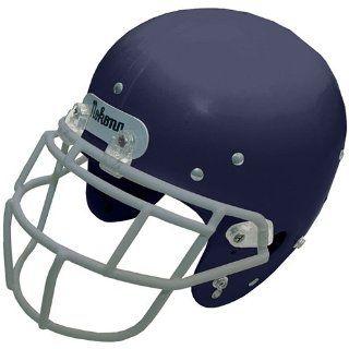 Nokona Npjh 8 Jv Football Helmet With Gray Nme Face Mask