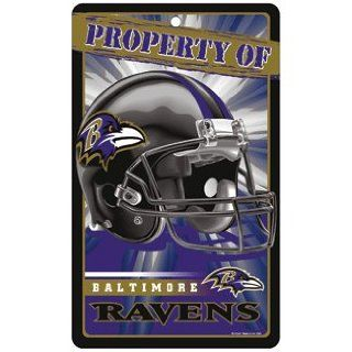 Baltimore Ravens Fans Only Sign