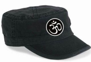 AUM Patch Yoga Sanskrit OM Symbol FIDEL Style Unisex Hat