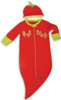 Sozo Baby Bunting & Fitted Cap   Chili Pepper Clothing