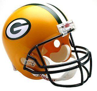NFL Green Bay Packers Deluxe Replica Football Helmet