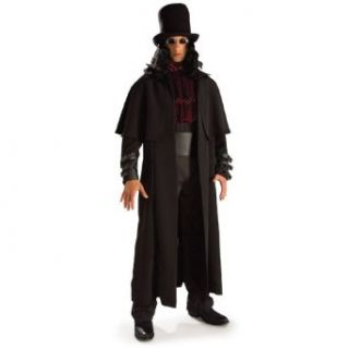 Vampire Lord Costume (Mens Adult Regular Size) Clothing