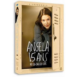 Angela, 15 ans en DVD SERIE TV pas cher